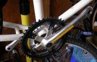 rack in the bike