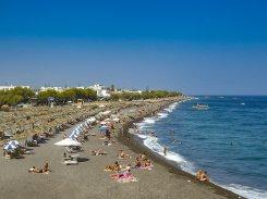 Santorin Beach Strand